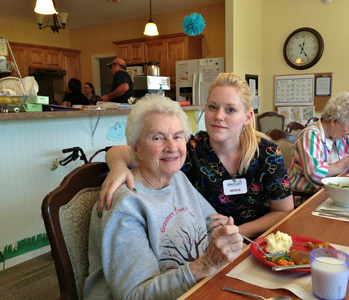 Memory Care Dining Plan Wisconsin